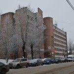 НП ФСЭ г. Сыктывкар, общий вид на здание офиса