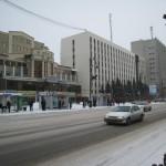 Общий вид на офис в Тюмени