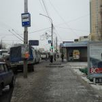 """Автобусная остановка """"Зенит"""""""