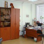 Общий вид на офис (левую часть) НП