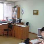 Общий вид на офис (правую часть) НП