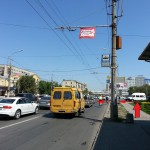 НП ФСЭ Волгоград. Остановка Бакинская