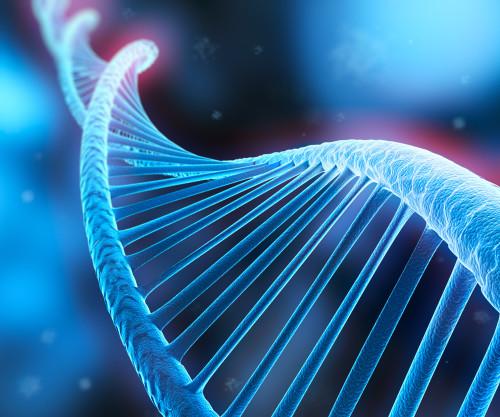 DNA-Strang 2
