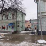 НП ФСЭ - Рязань, вход с ул. Почтовой