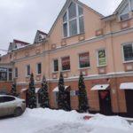 НП ФСЭ - офис в Рязани, фасад здания